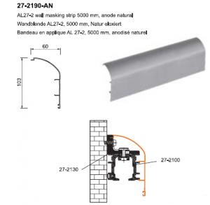 komandor-AL27-2 voorzetstrip
